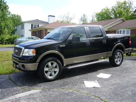 Ford F150 2006 by 2006 Ford F 150 Information And Photos Zombiedrive