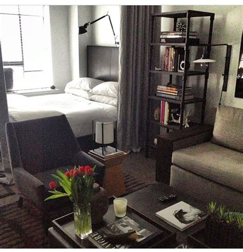 Mens Studio Apartment Ideas Best 25 Studio Apartment Layout Ideas On Pinterest Small Apartments Small Spaces And Small