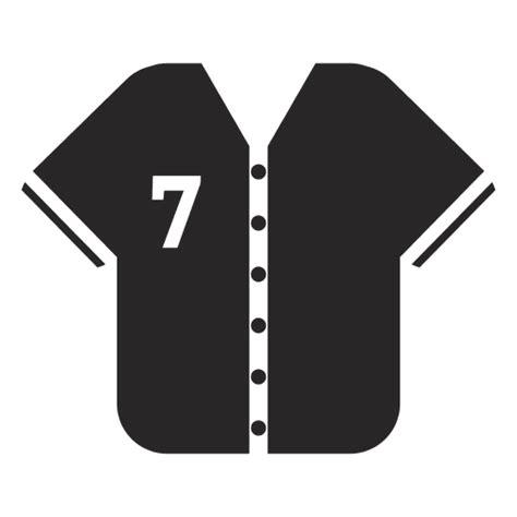 baseball jersey vector  getdrawings