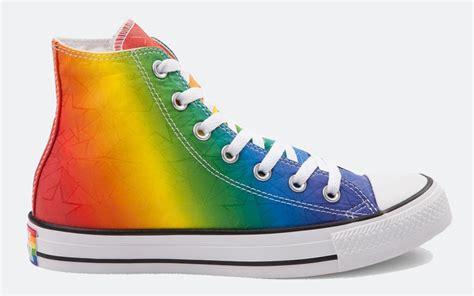 Converse Rainbow 2017 converse lgbt pride shoes collection soleracks
