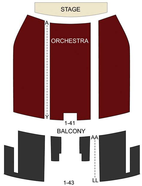 queen elizabeth theatre floor plan queen elizabeth theatre toronto on seating chart