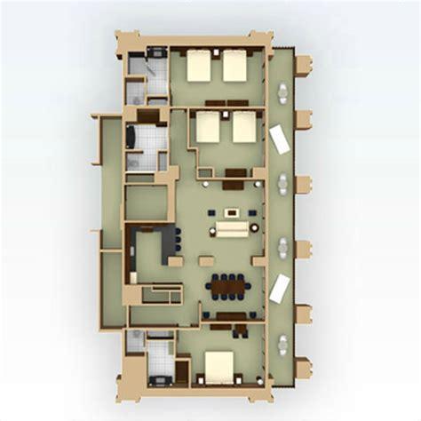 aulani grand villa floor plan listing info dvc sales