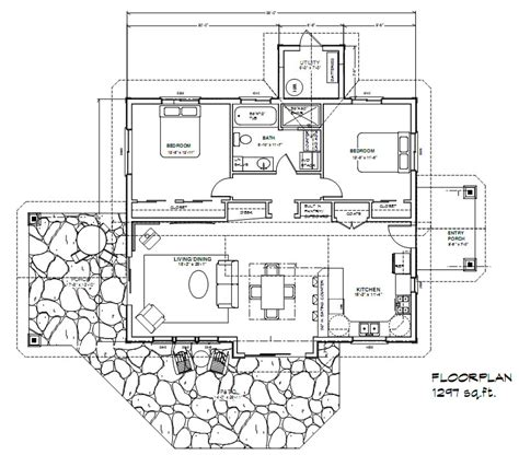 small grid home plans quotes