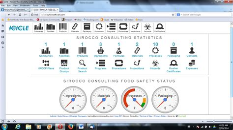Paperless Haccp Plans The Value Of Food Safety Software Sirocco Consulting Fsvp Program Template