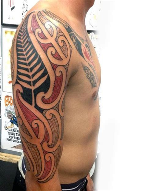 maori half sleeve tattoo designs 100 maori designs for new zealand tribal ink ideas
