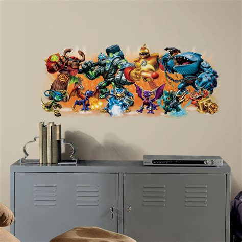 wall stickers perth skylanders giants burst removable bedroom wall
