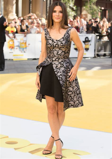 What Is Twist Carpet Sandra Bullock Shows Her Style At Minions Premiere In