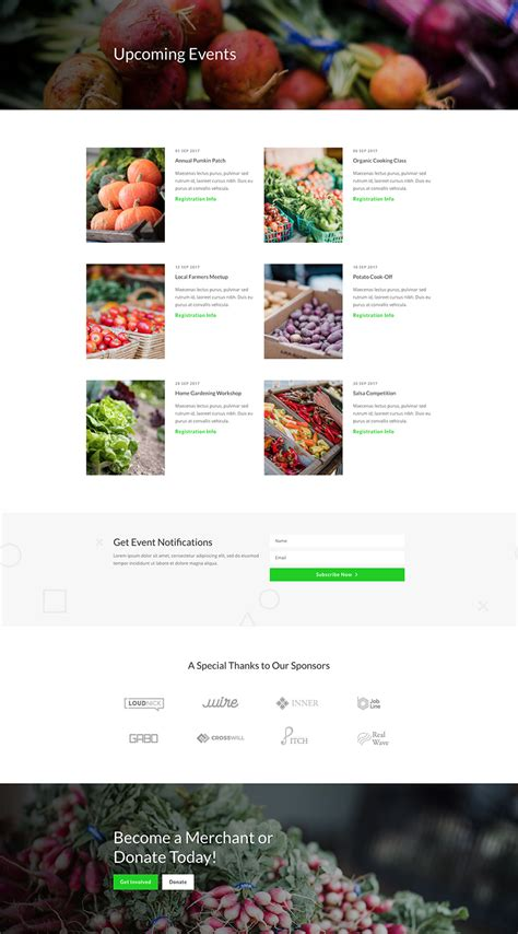 layout view events free divi download get our fresh farmers market layout