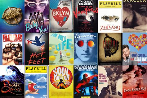broadway best musicals