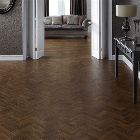 AP04 Sundown Oak Parquet, Karndean Art Select   wood