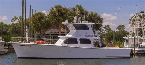 glass bottom boat gulf shores alabama gulf rebel charters charter fishing orange beach