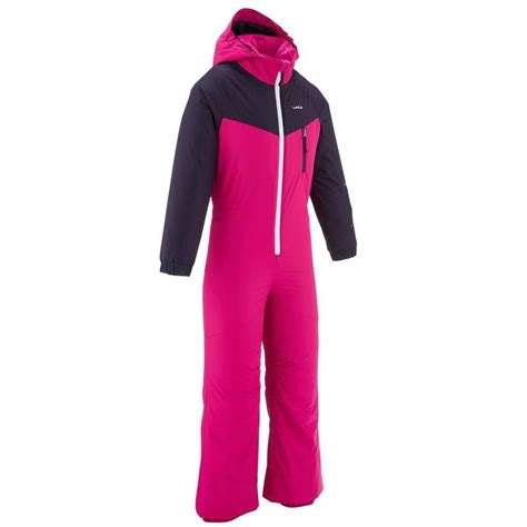 Squash Tunik by 100 Pink Ski Suit Decathlon