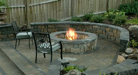creating an outdoor patio interesting 17 diy fire pit and patio ideas to try