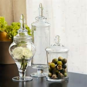 apothecary buffet jars apothecary jar 3 set wedding buffet mitee