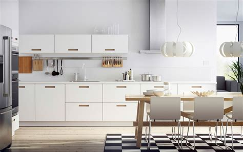 ikea cupboards bring a nordic flavor to your kitchen ikea