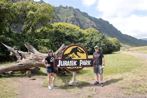 jurassic park tour a dino mite tour of hawaii jurassic park and jurassic