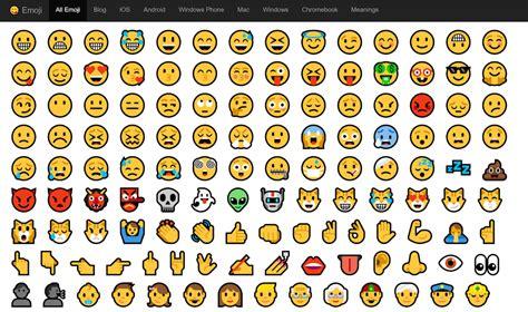 Emoji On Windows 10 | trucchi windows 10 venti dritte per usarlo al meglio
