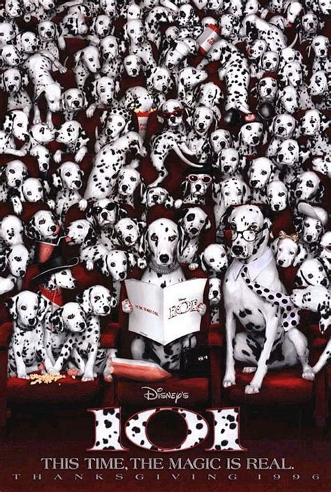 all in 101 real 101 dalmatians 1996 find your film movie recommendation movie roulette com