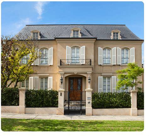 provincial style house plans modern provincial house plans