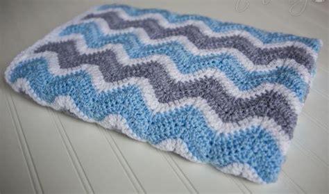 new crochet pattern for baby chevron blanket crochet foggy morning chevron baby blanket