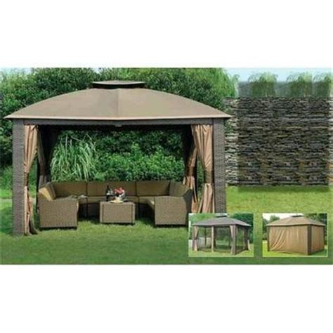 big gazebo exceptional big lots gazebo 4 big lots wilson and fisher