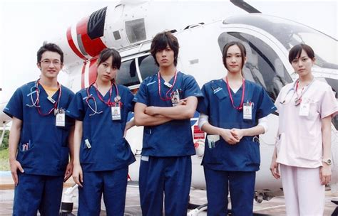 dramacool code blue 3 日劇 code blue 3 能否拯救月9要看故事焦點在舊人還是新人 劍心 回憶