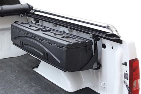truck bed storage truck wheel well tool box newhairstylesformen2014 com