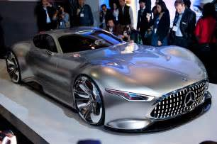 mercedes amg vision gran turismo concept is stunning