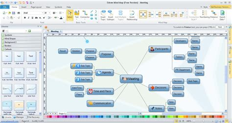 map program edraw mind map free mind mapping software digitalking