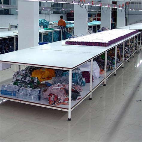 commercial fabric cutting table commercial fabric cutting table textile winding machines