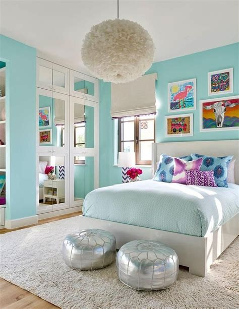 teenage girl room ideas to show the characteristic of the owner 15 best images about turquoise room decorations blue bed