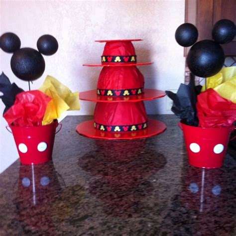 Standing Cup Mickey Mouse Stand Cake 17 best images about cup cake stands on stand