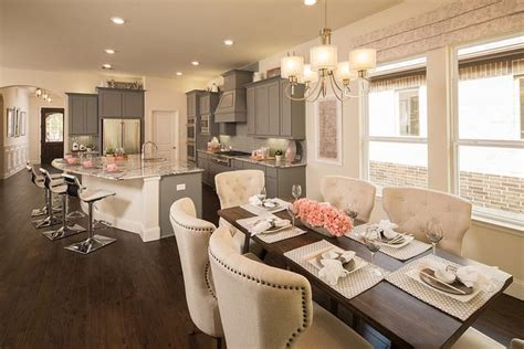 model home decor style shea homes blog home