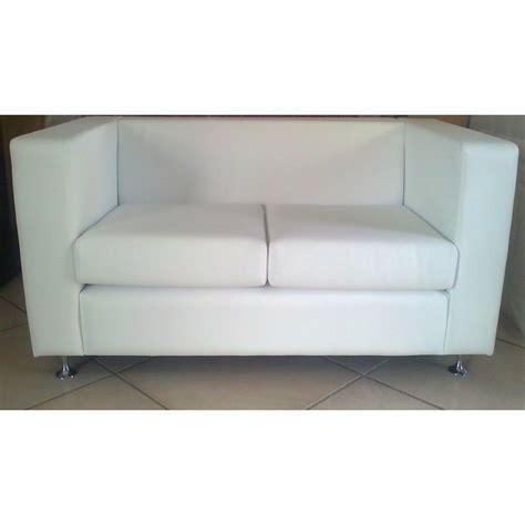 divanetto design divano 2 posti ecopelle poltrona design sofa divanetto