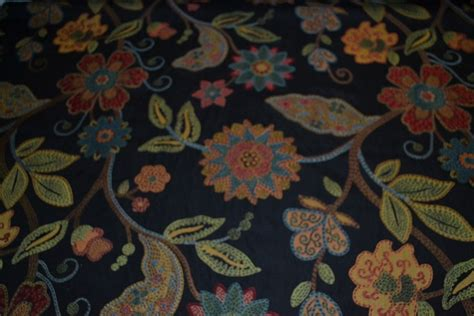 black floral upholstery fabric black floral upholstery fabric 28 images kahlua ebony