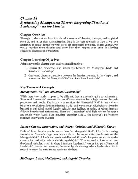 Leadership Theories Essay by Situational Leadership Essay Situational Leadership Essay Ethan Unscripted Chilling On A