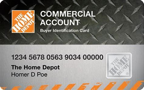 commercial credit faqs the home depot canada