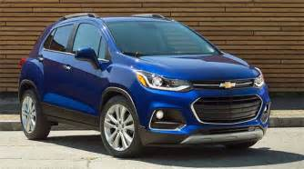 2018 chevrolet trax changes release date new automotive