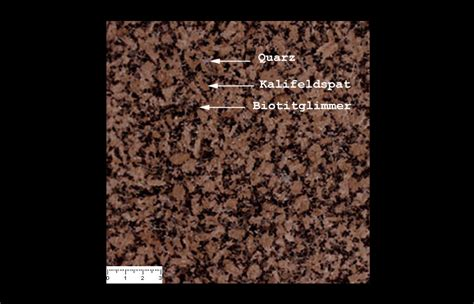 granit bestandteile granit bei wieland naturstein