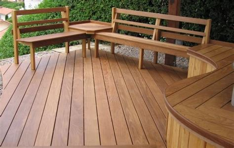Composite Vs Wood Decking by Pressure Treated Wood Deck Or Composite Deck