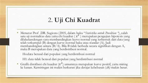 Cara Menghitung Uji Normalitas Chi Kuadrat | uji normalitas dan homogenitas