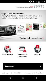 My Audi De by Myaudi Mobile Assistant Android Apps On Play