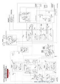 bobcat s175 skid steer loader service manual pdf repair manual forklift trucks manuals