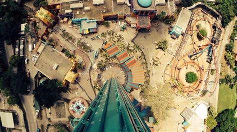 Busch Garden Orlando by Busch Gardens Releases Falcons Fury Orlando