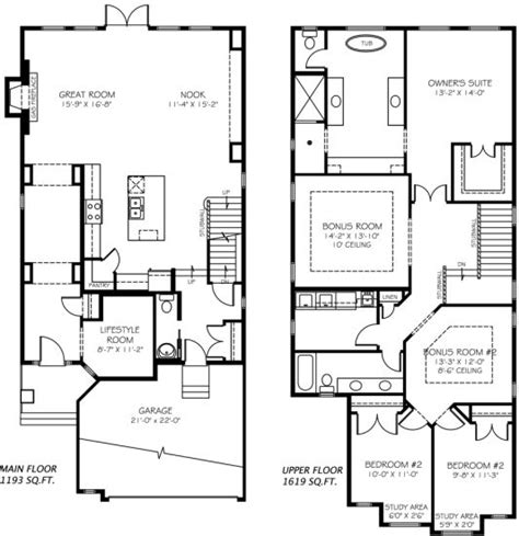 House Plans Edmonton by Model Home Floor Plan By Pacesetter Homes