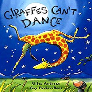 libro giraffes cant dance amazon com giraffes can t dance audible audio edition giles andreae billy dee williams