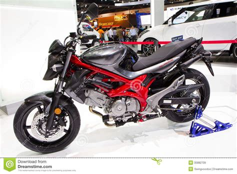 suzuki sfv gladius motorcycle  thailand