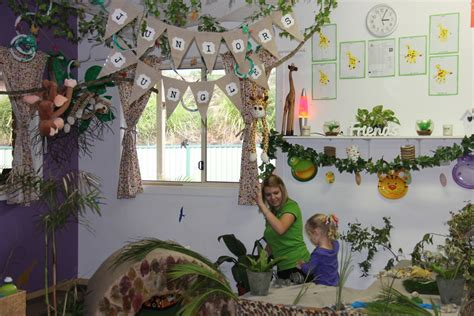 Baby Welcome Home Decoration junior kindy village child care centre