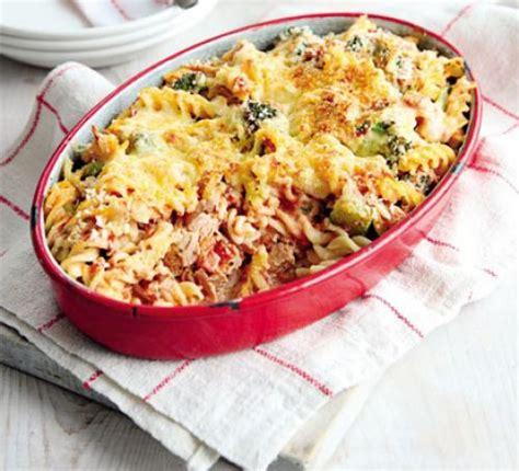 pasta bake recipes tuna broccoli pasta bake recipe bbc good food