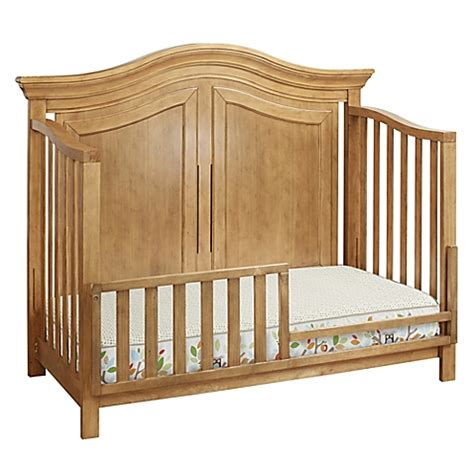 bed bath and beyond providence buy sorelle providence toddler guard rail in vintage frost